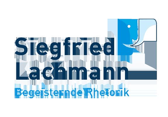 Siegfried Lachmann | Begeisternde Rhetorik